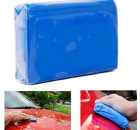 Car Sponge Clay Bar Auto Cleaning Remove Marks Detailing Wash Cleaner Mud 8pcs