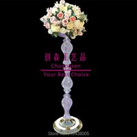 Party Decoration Wedding Centerpieces Flower Stand,table Centerpiece Holder Deco Metal Stand,christmas Decor Lead Road