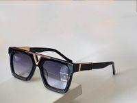Nova qualidade superior 1288 mens Sunglasses homens óculos de sol mulheres óculos de sol estilo de moda protege os olhos Gafas de sol lunettes de soleil com caso