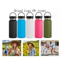ydroflask Tumbler Mug 32oz super big New Hydroflask Space Pot inside and outside 304 Vacuum Cup Water Bottles Thickened Portable insulated Bottle For bike