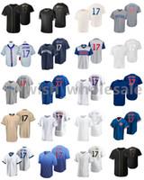 2021 Baseball-Trikots KRIs 17 Bryant Jersey Kyle Seager Matt Chapman Max Scherzer Miguel Cabrera Mike Forelle Mookie Bettes genäht