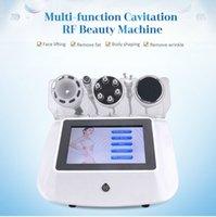 2020 40K 초음파 진공 Cavitation 시스템 RF 무선 주파수 감소 무게 장치 바이오 페이스 리프팅 기계 바디 쉐이핑 슬리밍 기계