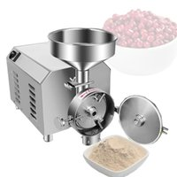 Electric Coffee Grinders Grinder Machine Grain Spices Mill Wheat Flour Mixer Dry Food