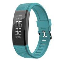 C11 Herzfrequenzmonitor Smart Armband Fitness Tracker Smart Uhr Anti Verlorene wasserdichte Smart Armbanduhr für iPhone IOS Android Uhr PK DZ09