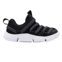 Niños novato BR PS Black Running Shoes Baby Baby Baby Sneakers Kid Tamaño 24-35
