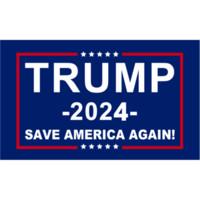 11 designs Direct Factory 3x5 ft 90 * 150 cm SAVE AMERIKA NOCH SPUMEN FLAG FÜR 2024 Präsident USA