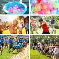 111 pcs colorido cor balão de água qualidade crianças brinquedo meninos e meninas surpresa crianças adultos relaxar brinquedos família feliz bomba