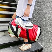 Duffel Bags 2021 Travel Bag Oxford Женщины Tote Сумка Большое и Небольшое Размер Плечо на выходные Работы 56