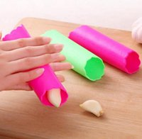 Crusher Tools Utensils Food Garlic Peeler Press Cooking Kitchen Peeling Convenience Tool