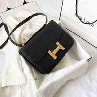 Sacs à main Herme Designer Femmes luxurys Designers Sacs 2021 Sacs à main pour femmes Sacs à main Sac à portefeuille de concepteur Corean Mode Kangkang Imprimer