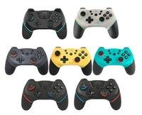 Controller di gioco Bluetooth Remote Controller wireless per Switch Pro Gamepad Joypad Joystick per la console Nintendo Switch Pro