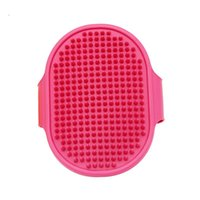 Dog Grooming Bath Brush Comb Silicone Pet SPA Shampoo Massage Shower Hair Removal For Cleaning Tool DH9576