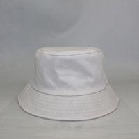 Moda Tasarımcısı Mektup Kova Şapka Bayan Erkek Katlanabilir Kapaklar için Siyah Balıkçı Plaj Güneş Visor Geniş Brim Şapka Katlanır Bayanlar Mowler Cap