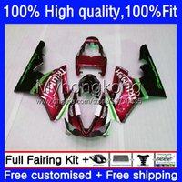 Triumph Daytona675 Daytona-675 2002 2003 2004 2005 06 07 08ボディ11no.117 Daytona 675メタリックレッド675R 02 03 04 04 2006 2007 2008 OEMフェアリング