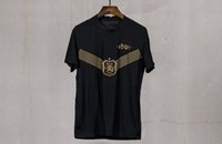 21 22 AIK Fotboll 130 Years Shirt Black golden soccer jersey