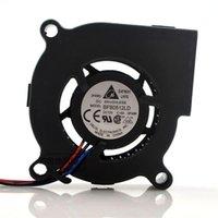 BFB0512LD Soğutma Fanı 50 * 50 * 20mm 5020 5 cm DC12V 0.15A 3700 RPM Çift Bilyalı Rulman