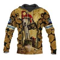 Men's Hoodies & Sweatshirts Amazing Chainsaw 3D All Over Print Men Women Sweatshirt Zip Jacket Casual Long Sleeve Tops
