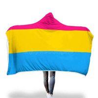 Freies verschiffen bisexuelle stolz flagge lgbt 90 * 150 cm rosa blaue regenbogen flagge home decor homosexuell freundlich lgbt flag fahnen