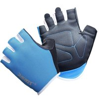 Sports Gloves Unisex Fitness Breathable Exercise Training Gym Weight Lifting