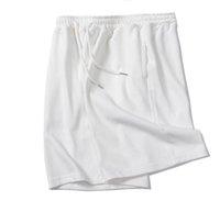 2021 летние мужские спортивные шорты модные повседневные шорты буквы шаблон напечатаны сплошной цвет короткие штаны спортивные брюки пробежки для мужчин