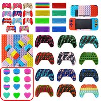 Fidget Toy Game Controllers Push Bubble Anti-stress Adult Kids Gifts Fidgets Sensory Decompression Toys Autism Special Needs Stress Reliever Novelty Gag Wholesale