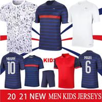 20 21 Jerseys de football Euro 2021 tasse Maillot de pied de football Chemise d'uniformes de la 2021 100ème 100 ans Hommes Kit Kit Stock