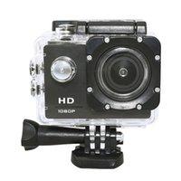 Wifi Action Camera Plastic 30M Waterproof Go Diving Pro Sport Mini Dv 1080P Video Bike Helmet Car Cam Dvr