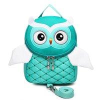 Детские рюкзаки Детские сумки Школьные мальчики для мальчиков аксессуары для девочек детский сад милый мультфильм предотвратить потерю малышей детей мини-сумки для малышей B8148