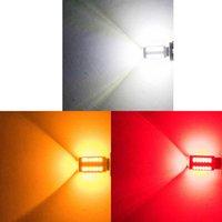 1156 P21W 7056 12V BA15S 33 SMD 5630 LED Carro Freio Luzes Bulbo Auto Lâmpada Reversa Daytime Correndo Luz Vermelho Branco Amarelo