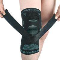 Porte-genou pour hommes Femmes Compression Compression Manche Soutien à la relief de la douleur et au soulagement de l'arthrite