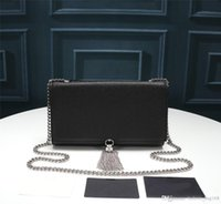 2021new الكلاسيكية الأزياء الفاخرة مصمم السيدات حقيبة يد جودة عالية جلد سلس crossbody مهدب رفرف حقيبة جلدية محفظة حمل أكياس