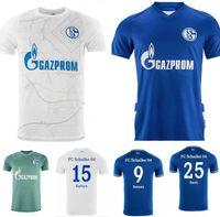 2021 Schalke Soccer Jerseys Kutucu Schopf Serdar 04 Harit Raman Fútbol Ozan Ozipka Sane Mc Kennie Mascarell Uth Matondo Burgstaller