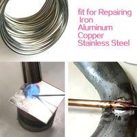 (A433 09E) 3 meter lage temperatuur geschikt voor aluminium ijzeren roestvrij staal koper reparatie gebroken lasdraden