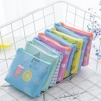 Storage Bags Mini Sanitary Napkin Waterproof Coin Purse Holder Tampon Pad Pouch Cosmetics Organizer Women Wallets