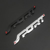 سيارة التصميم معدني 3d كروم الأسود السيارات سيارة جذع سباق c كلمة رسالة شعار شعار شارة صائق ملصقا