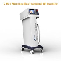 Microneedling fractional rf machine Face lift wrinkle removal acne scar treatment skin rejuvenation microneedle beauty equipment