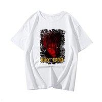 LUS Los Saft Wrld Frauen T-Shirt Streetwear Harajuku Gothic T-Shirt Hiphop T-Shirt Camiseta Hombre Hipster