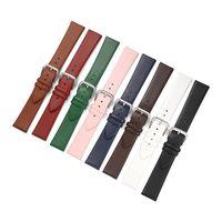 Часы Bands Watchband Beatband Raap 8-22 мм 20 мм Супер мягкая ультратонкая кожа Uthai Z60