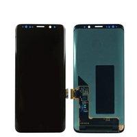 Yedek LCD Ekran Dokunmatik Ekran Digitizer Meclisi Samsung Galaxy S9 G960N G960F Için Değiştirme