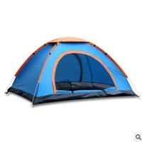 Tents And Shelters Outdoor Beach Tent Full Automatic Quick Opening Waterproof Sunscreen Camping Travel