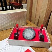 Makeup Sets Bundle de Noël Ensemble de cadeau de vacances Collection Halloween Cosmétiques Kit 888 # 999 # Poudre de visage brillant à lèvres + rouge à lèvres