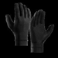 1 pareja artritis guantes de compresión mujeres hombres para osteoartritis artritis artritis tendinitis relieve mano apoyo recuperación dolor de dolor