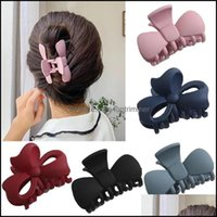 & Tools Productsbowknot Shape Claws Woman Make Up Crab Hairpins Hairgrips Women Aessories Ladies Clips For Hair Drop Delivery 2021 Kbnva