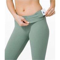Eşsiz Tasarımcı Seksi Kıyafetler Yoga Kadınlar Için Yoga Suits Lu Spor Hizası Tayt Pantolon Elastik Fitness Lady Tayt Egzersiz Spor Giyim Yogaworld Koşu Dansı