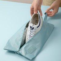 스토리지 가방 신발 가방 여행 주최자 더스트 가정용 투명 커버