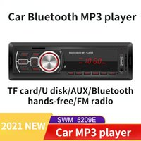 & MP4 Players 5209E 12v Bluetooth Preamplifier Audio Module Car MP3 Player U Disk TF Card FM Radio Central Control Modification