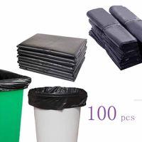 (596A13) sıklıkla kullanılan kaçak plastik torbalar çöp torbaları temiz çevre çöp torbaları x100