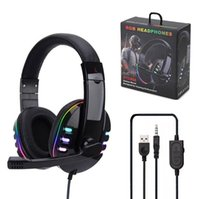 733RGB computer glow Xbox game PS4 ps5 earphone headphone electricity cable headset
