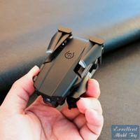 LS XT6 4K HD كاميرا مزدوجة بدون طيار، FPV البسيطة المبتدئين لعبة UAV، محاكاة، رحلة المسار، الحث الجاذبية، التعليق، التقاط الصورة بواسطة لفتة، هدية طفل، استخدام