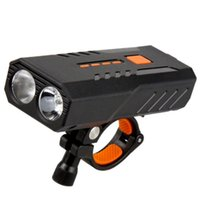 BMDT-5000 مللي أمبير دراجة ضوء الذكية ضوء الاستشعار الجبهة الدراجة IP63 للماء للدراجة الصمام USB قابلة للشحن